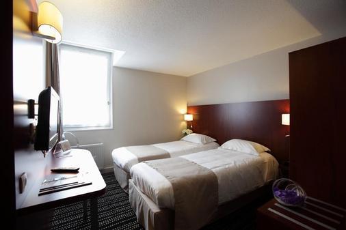 Hotel Kyriad Saint-Malo Ouest-Dinard - Dinard - Bedroom