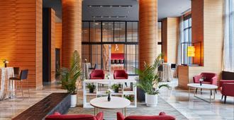Loews Minneapolis Hotel - מינאפוליס - לובי