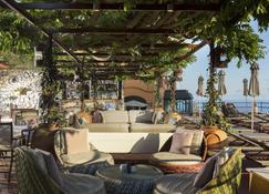 Hotel Punta Tragara - Capri - Patio