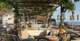 Hotel Punta Tragara - Κάπρι - Βεράντα