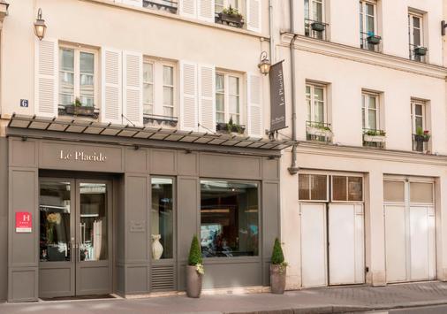 普拉西德聖日爾曼德普雷酒店 - 巴黎 - 巴黎 - 建築