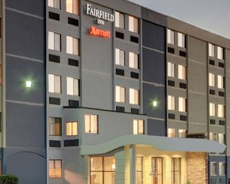 Fairfield Inn by Marriott Boston Woburn/Burlington - Woburn - Building