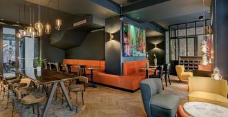 Hôtel Scarlett - París - Lounge