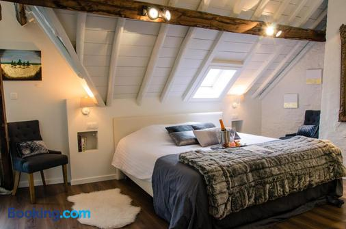 The White Queen B&B - Bruges - Bedroom