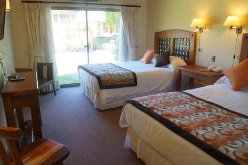 Hotel Qamaqi - San José de Maipo - Bedroom