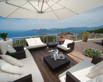 Hotel Capo Rosso - Piana - Балкон