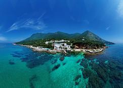 Hotel Punta Rossa - San Felice Circeo - Edificio