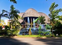 Tanoa Tusitala Hotel - Apia - Bygning