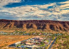 Crowne Plaza Alice Springs Lasseters - Alice Springs - Außenansicht