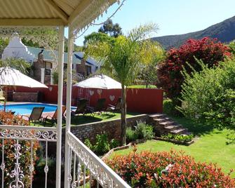 De Oude Meul Country Lodge - Oudtshoorn - Building
