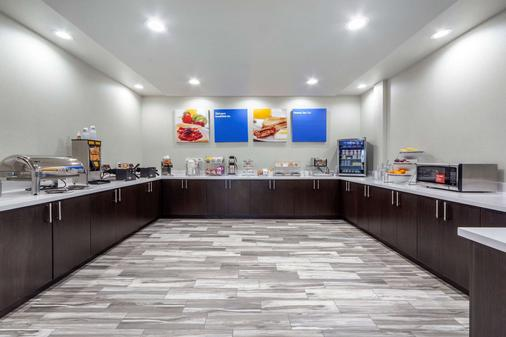 Comfort Inn & Suites Oklahoma City South I-35 - Oklahoma City - Buffet