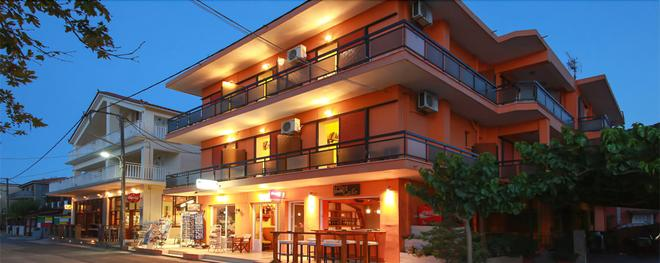 Astir Rooms - Poros (Cephalonia) - Bâtiment