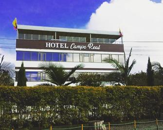 Hotel Campo Real - Rionegro - Building