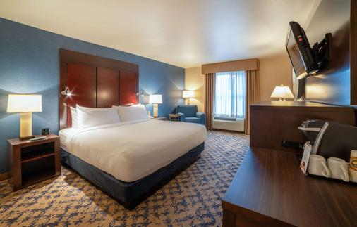Gold Miners Inn, an Ascend Hotel Collection Member - Grass Valley - Bedroom