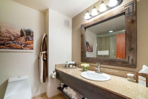 Gold Miners Inn, an Ascend Hotel Collection Member - Grass Valley - Bathroom