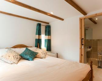 The Threshing Barn - Perranwell - Bedroom