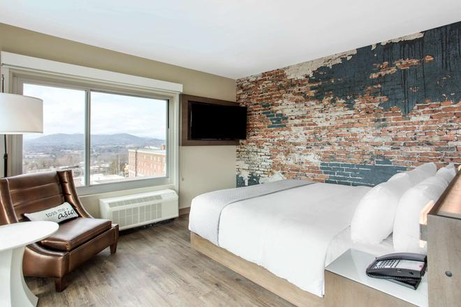 Cambria Hotel Asheville - Asheville - Bedroom