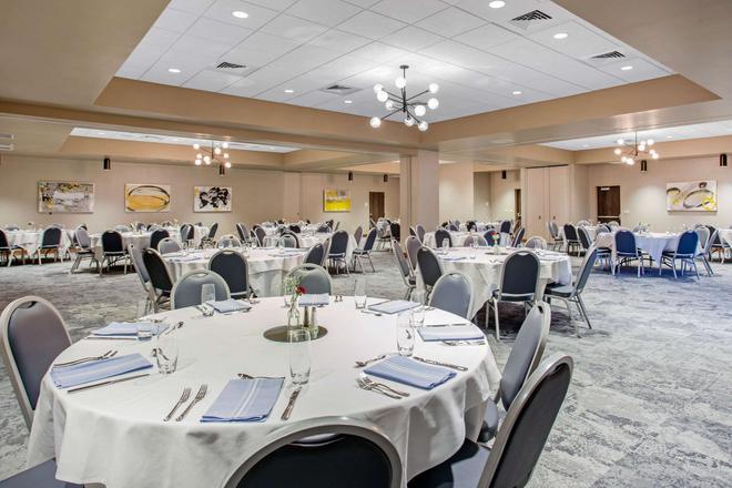 Cambria Hotel Asheville - Asheville - Banquet hall