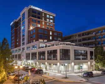 Cambria Hotel Downtown Asheville - Asheville - Building
