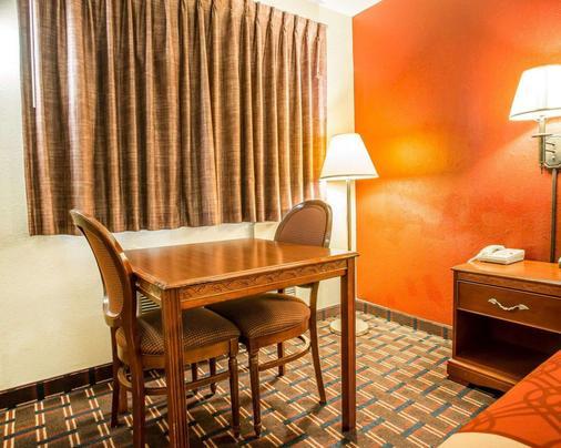 Econo Lodge - Montpelier - Dining room