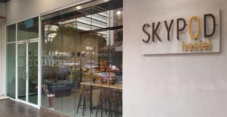 Skypod Hostel - Kota Kinabalu - Building