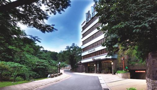 Golden Hot Spring Hotel - Taipei - Building