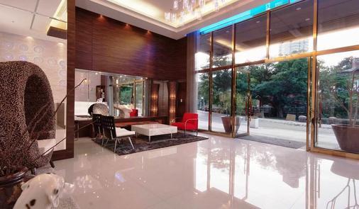 Golden Hot Spring Hotel - Taipei - Lobby