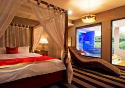 Golden Hotspring Hotel - Taipei - Bedroom