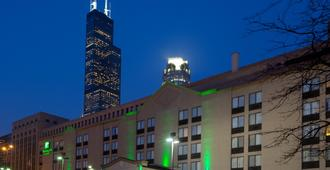 Holiday Inn & Suites Chicago-Downtown - Chicago - Building
