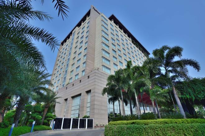 Radisson Blu Hotel Indore - Indore - Rakennus
