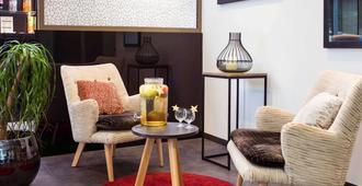 Aparthotel Adagio Genève Mont-Blanc - Ginebra - Sala de estar