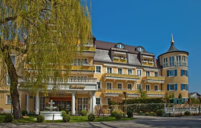 Chateau Fontenay - Bad Worishofen - Rakennus