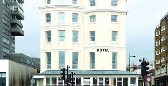 West Beach Hotel - Brighton - Edificio
