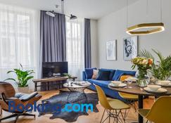 Masarykova N°30 - Brno - Living room