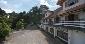Hotel Vila Regina - Campos do Jordão - Κτίριο
