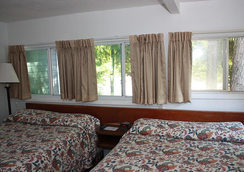 Mt Liberty Cabins And Motel - Lincoln - Bedroom