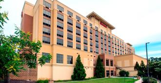 Sheraton Baltimore Washington Airport Hotel - Bwi - Linthicum Heights - Edificio