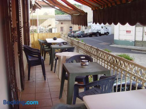 Le Bravard - Jumeaux - Balcony