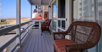 Castle in the Sand - Ocean City - Balkon