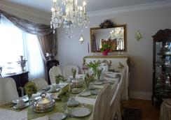 Les Diplomates B&B (Executive Guest House) - Waterloo - Dining room