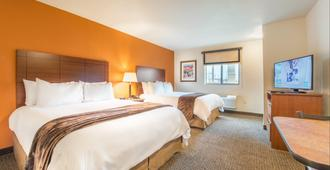 My Place Hotel-Anchorage, AK - אנקוראג' - חדר שינה
