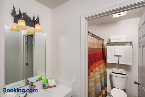 Mat-Su Resort - Wasilla - Bathroom