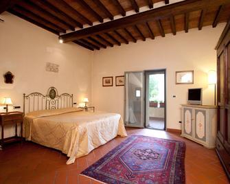 Torre Santa Flora Hotel Relais - Subbiano - Bedroom