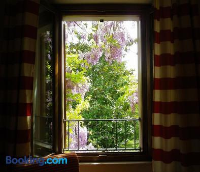 Country Hotel Ristorante Querce - Salsomaggiore Terme - Μπαλκόνι