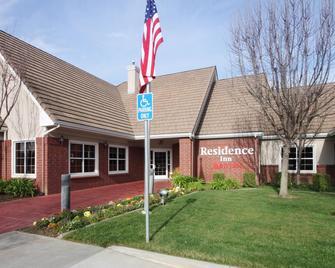 Residence Inn San Jose South/Morgan Hill - Morgan Hill - Gebäude