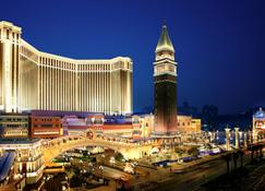 The Venetian Macao Resort - Macao - Vista del exterior