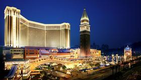 The Venetian Macao Resort - Macau - Outdoor view