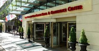 Paris Marriott Rive Gauche Hotel & Conference Center - Paris - Toà nhà