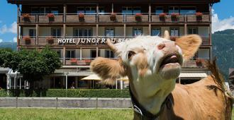 Jungfrau Hotel - Interlaken - Bygning