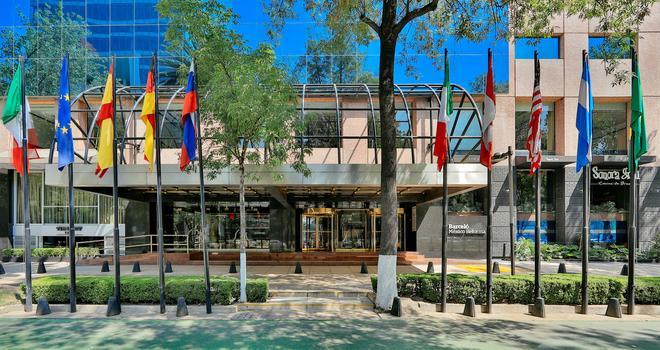 Barceló México Reforma - Mexico City - Building